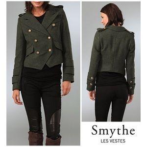 Smythe Les Vestes Militatry Cadet Jacket size 6